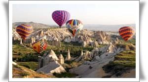 İstanbul Çıkışlı Uçaklı Kapadokya Turları