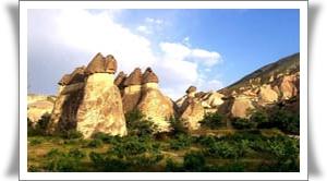 Mersin - Tarsus Çıkışlı Kapadokya Turları